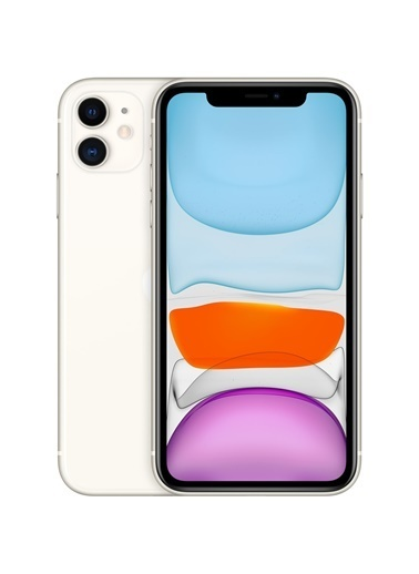 Apple iPhone 11 64GB Cep Telefonu MWLU2TU/A (Apple Türkiye) Renkli